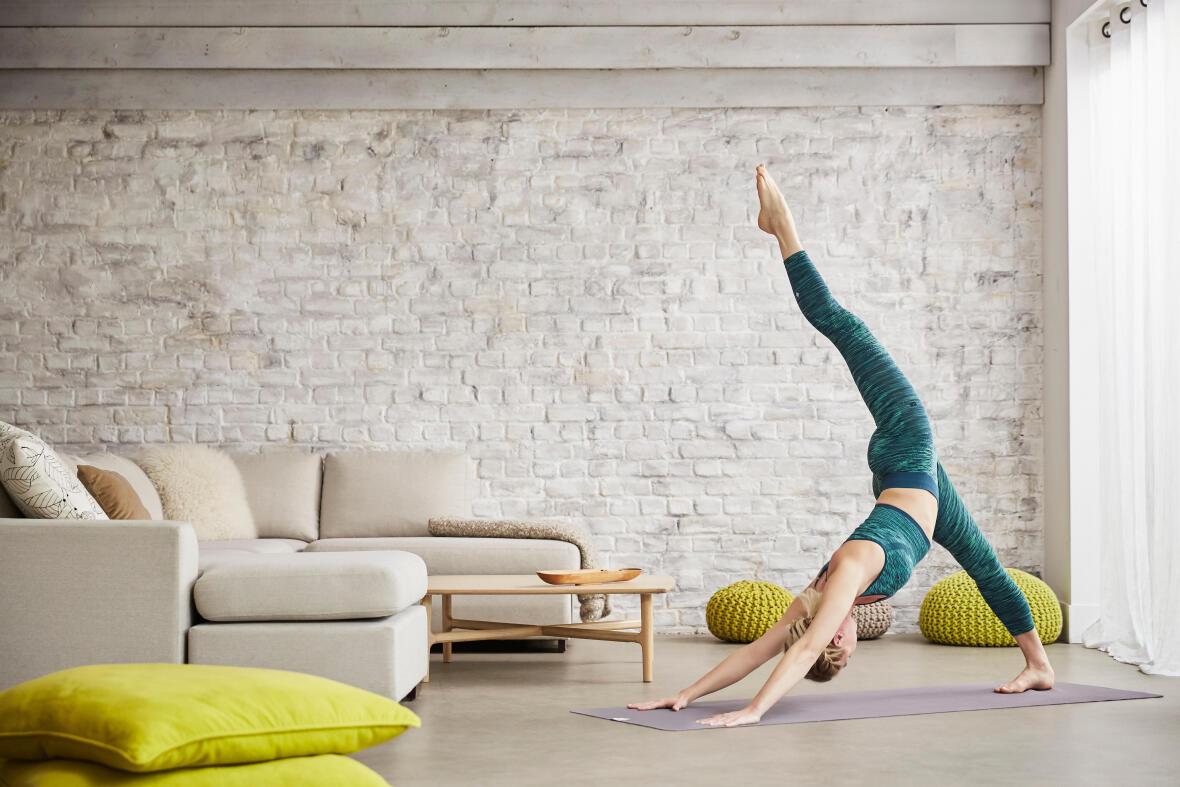 Yoga Asanas (houdingen) tegen rugpijn