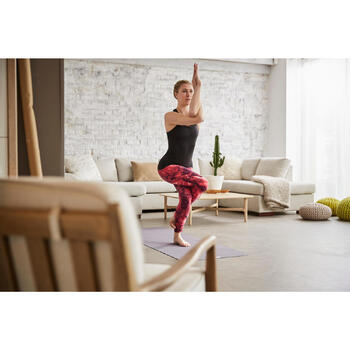 Legging YOGA+ respirant femme - 1201660