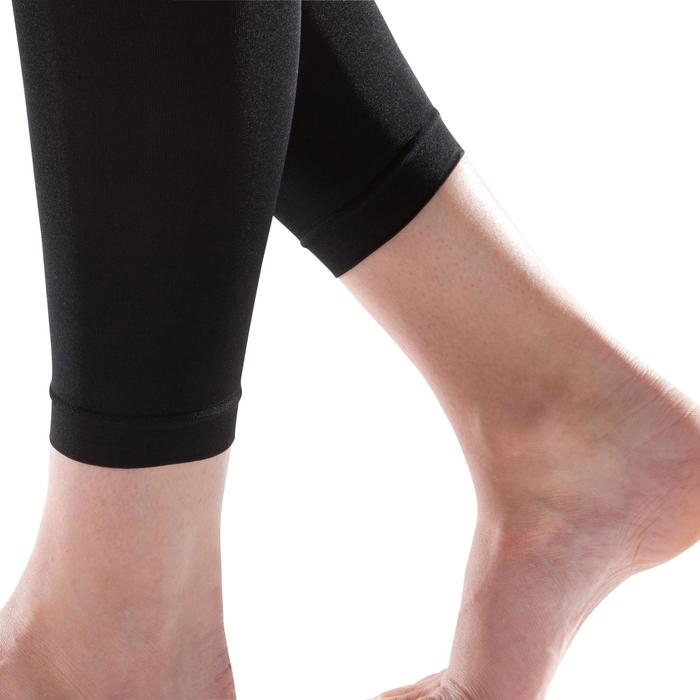 Medias sin pies mujer negras