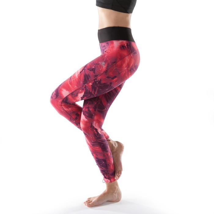 Legging YOGA+ respirant femme - 1201718