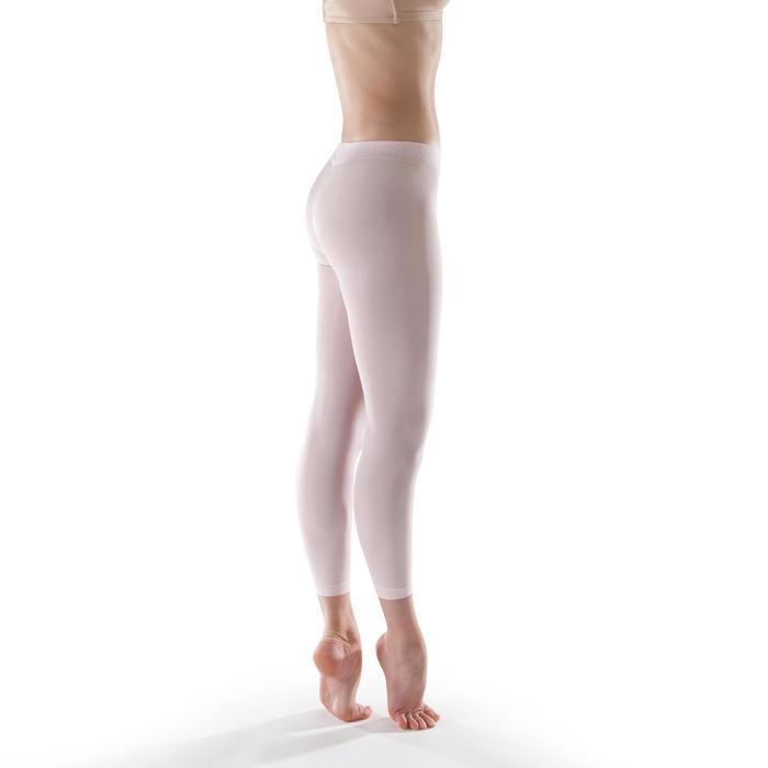 Strumpfhose Tanzleggings ohne Fuß Mädchen rosa