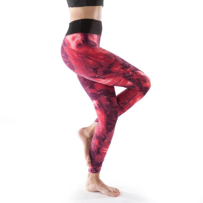 Legging YOGA+ respirant femme - 1201740