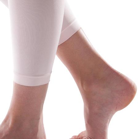 Medias sin pies niña rosa