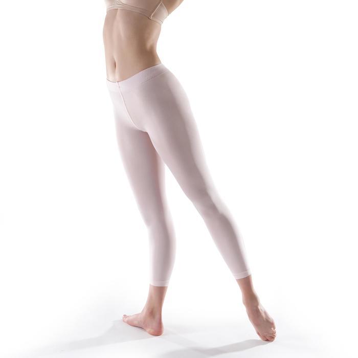 Medias Ballet Domyos Mujer Sin pies Rosas
