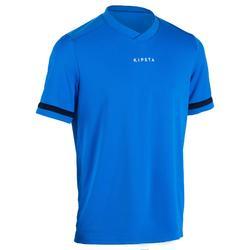 Rugbyshirt R100 heren blauw