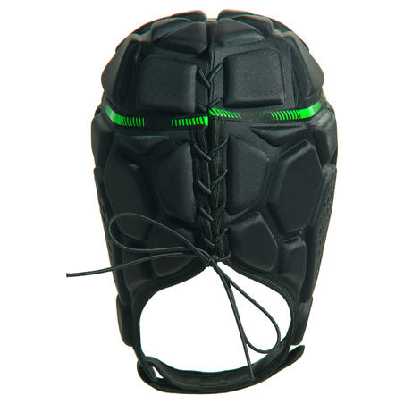 head guard 500 grey green