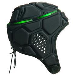 Scrumcap R500 donkergrijs groen