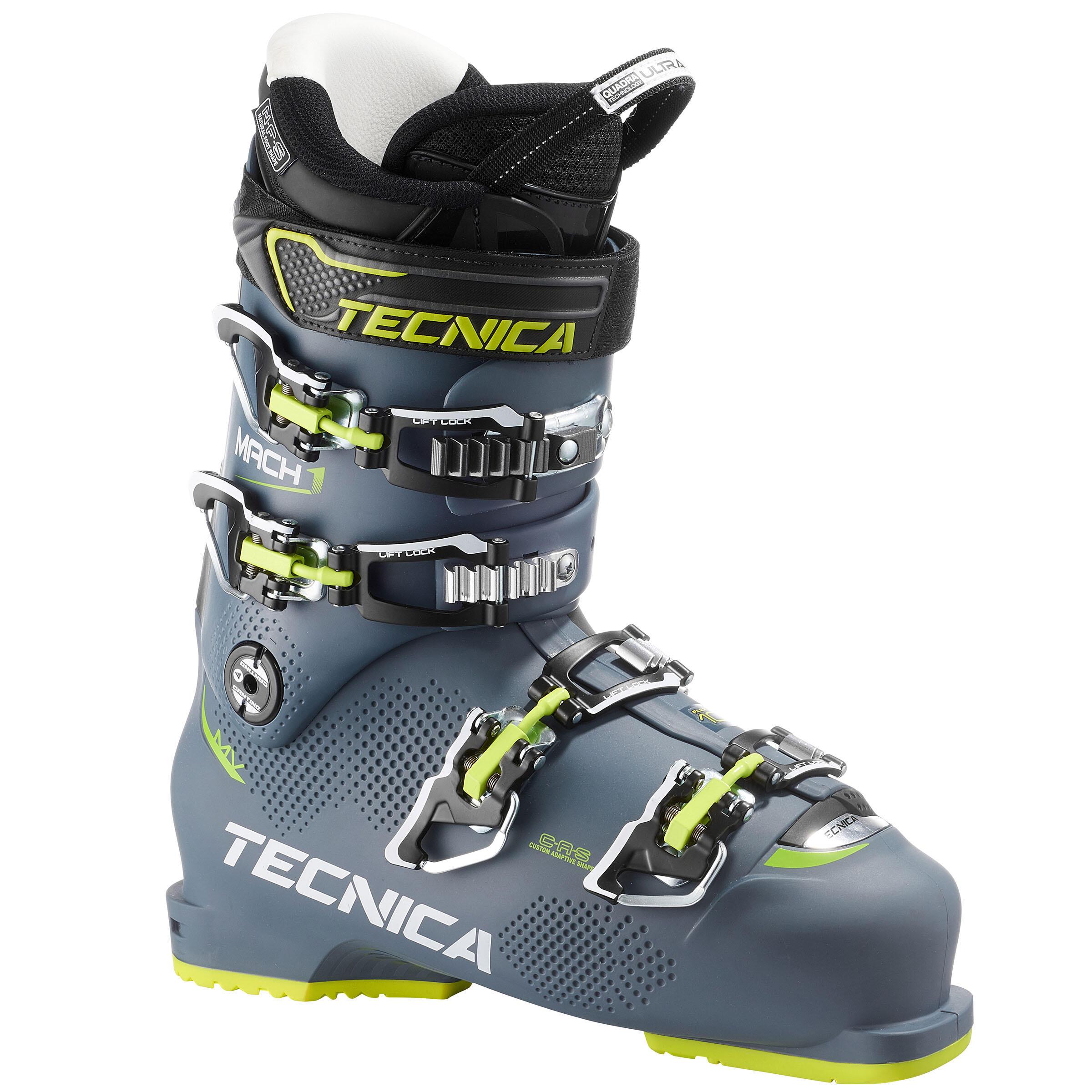 Tecnica Skischoenen voor heren Mach 1 100 geel thumbnail