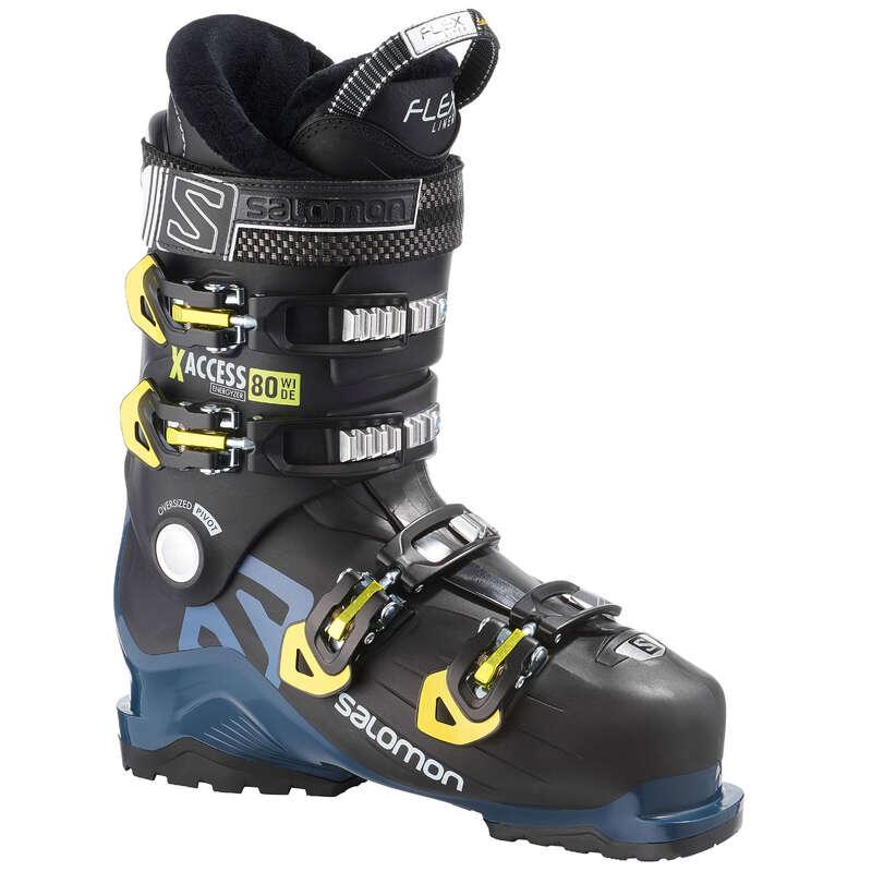 Skischuhe Intermediate Herren Ski Alpin - Skischuhe X Access 80 Herren SALOMON - Ski-Ausrüstung