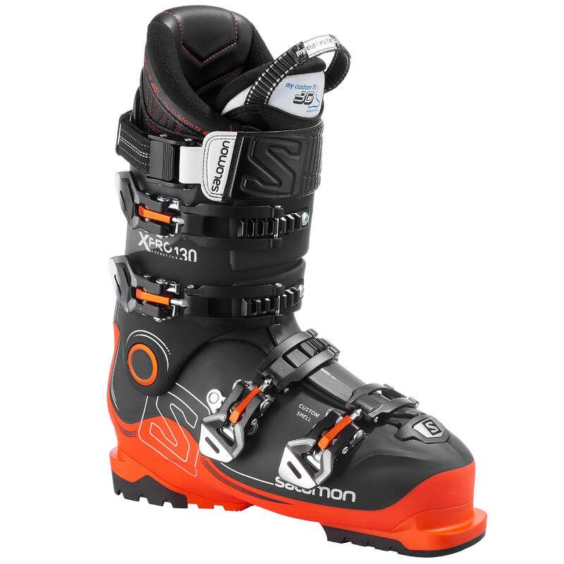 MEN'S SKI BOOTS ADVANCED SKIERS Herrskor - Skidpjäxa XPRO 130 SALOMON - Typ av sko