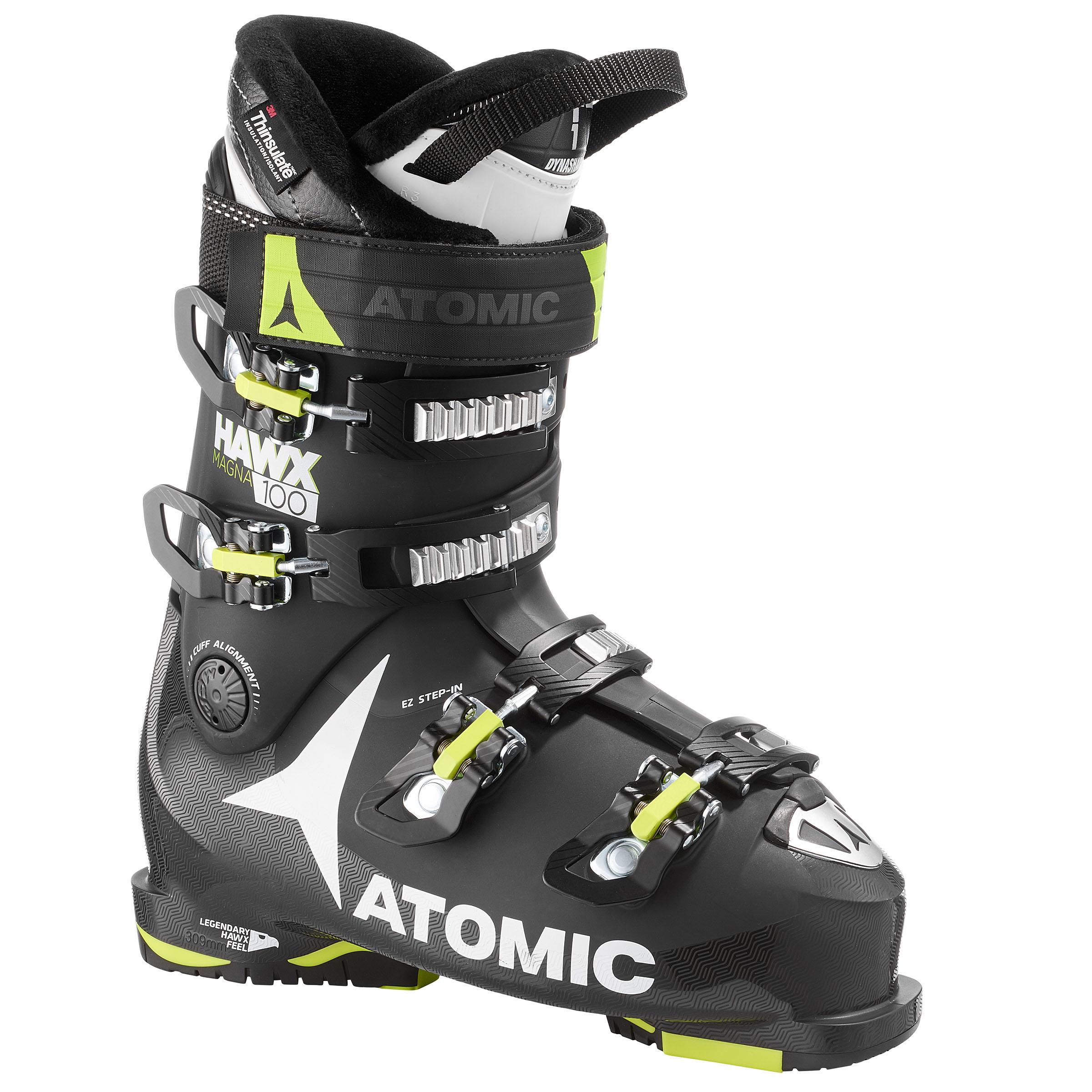 Atomic Skischoenen Hawx Magna 100 zwart thumbnail