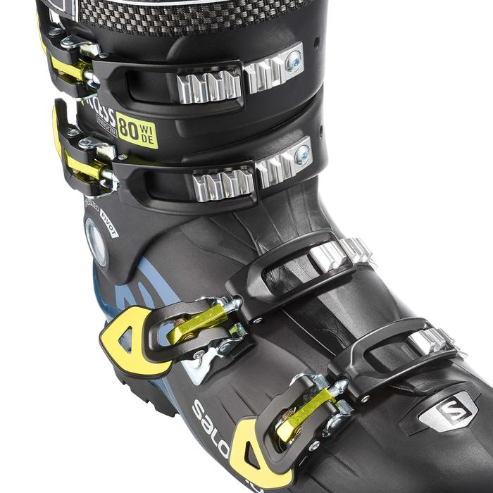 Skischuhe Piste X Access 80 Herren schwarz