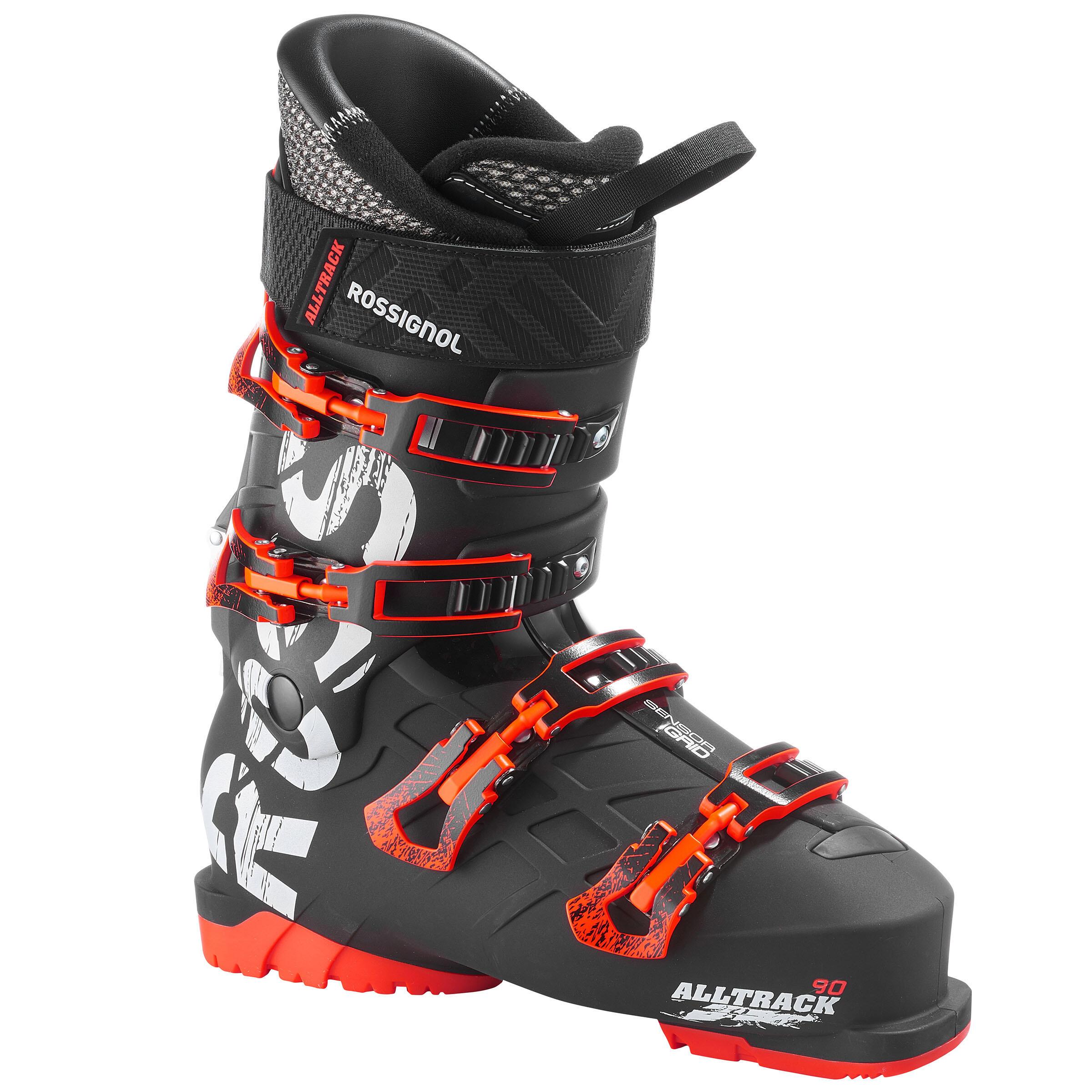 Rossignol Skischoenen voor heren Alltrack 90 oranje thumbnail