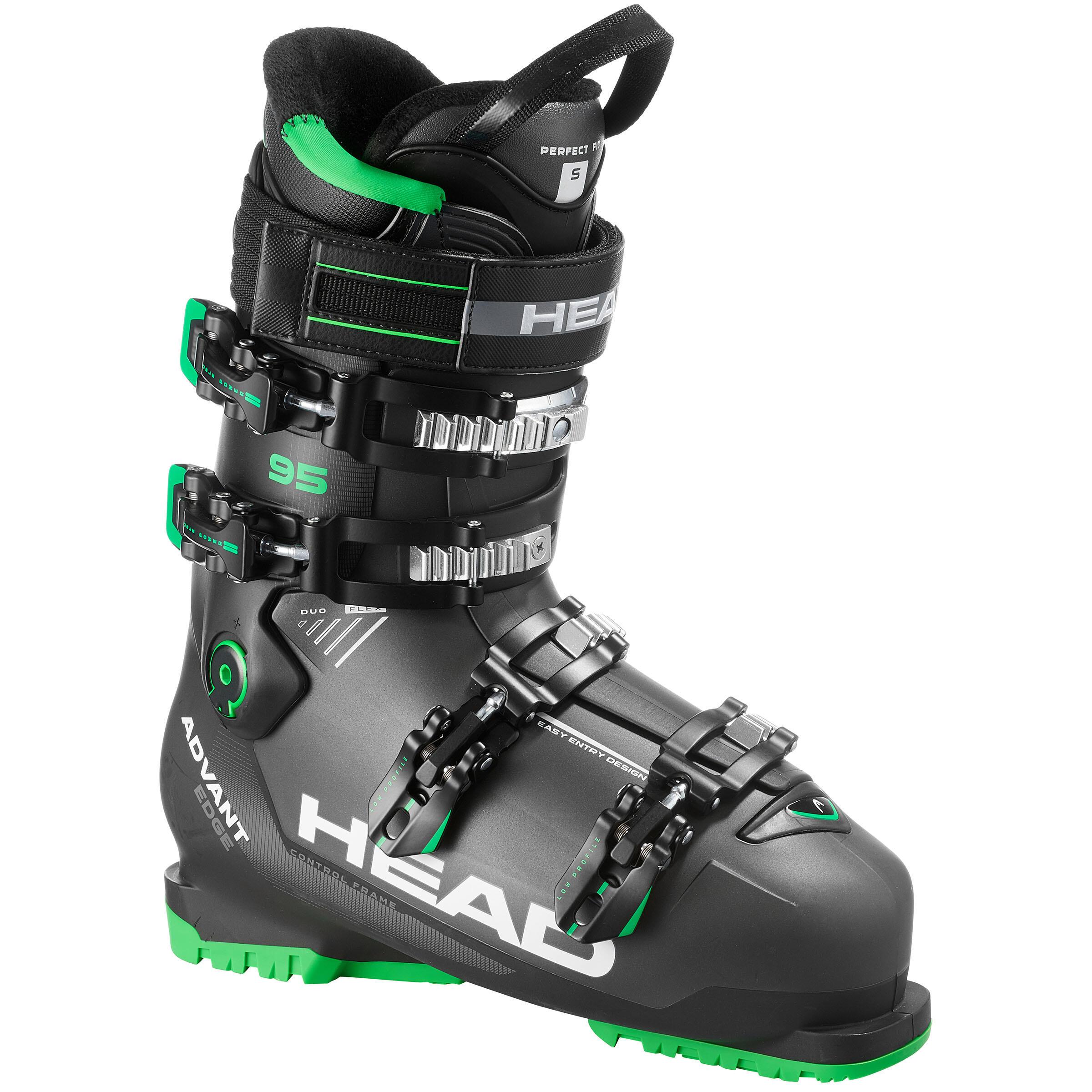 Head Skischoenen voor heren Advant Edge 95 groen thumbnail