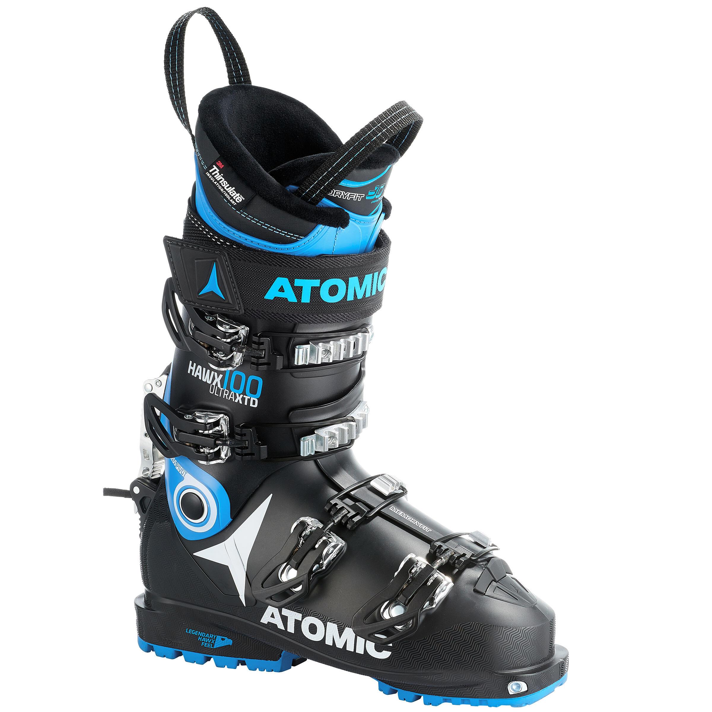 c7acf31df38 Atomic Skischoenen Freeride toerskiën heren Hawx XTD 100 blauw