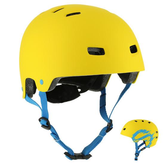 Helm MF 7 voor skeeleren, skateboarden, steppen, fietsen - 12020