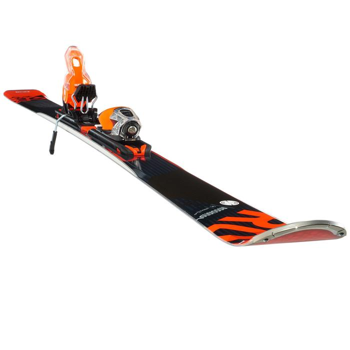 SKIS DE PISTE ALLMOUNTAIN HOMME EXPERIENCE 80  ORANGE - 1202023