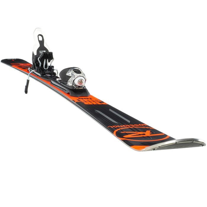 SKIS DE PISTE HOMME PURSUIT 100 ROUGE - 1202051