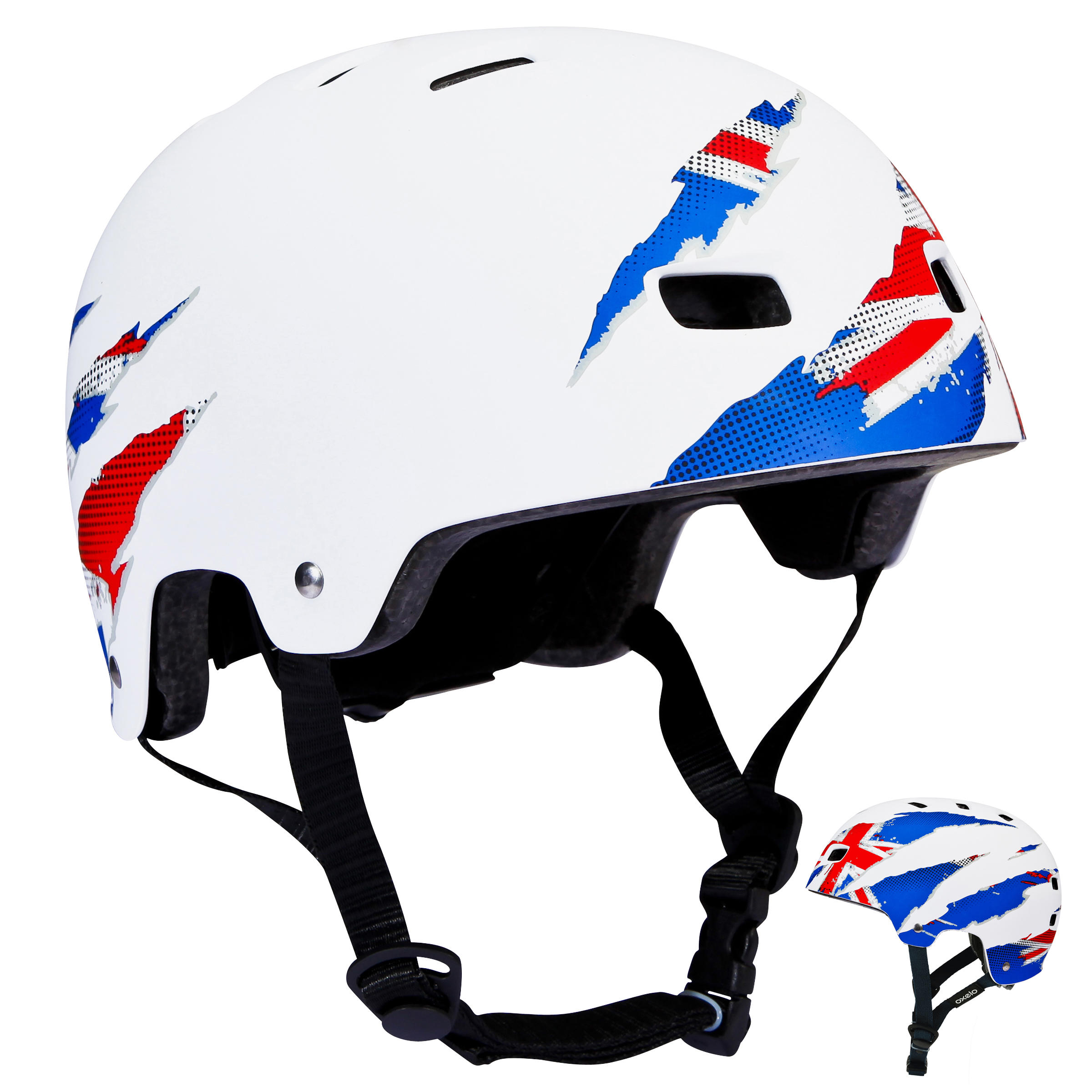 Helm MF 7 voor skeeleren skateboarden steppen fietsen UK