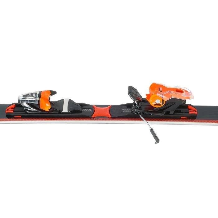 SKIS DE PISTE ALLMOUNTAIN HOMME EXPERIENCE 80  ORANGE - 1202113