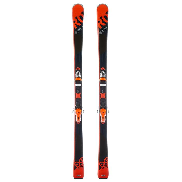 SKIS DE PISTE ALLMOUNTAIN HOMME EXPERIENCE 80  ORANGE - 1202124