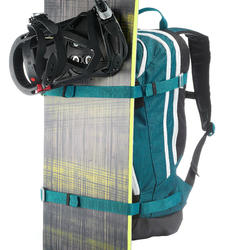 FS500 Reverse Skiing Backpack - Petrol