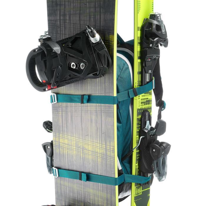 Mochila de esquí reverse FS500 petróleo