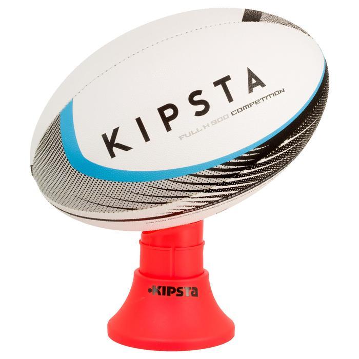 Aanpasbare rugby tee oranje