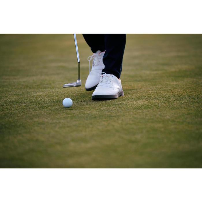 Golfschoenen Spike 500 voor dames wit - 1202240