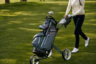 Hoe onderhoud je je golftrolley?