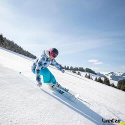 Ski-jas dames Midslide allover Wed'ze - 120231