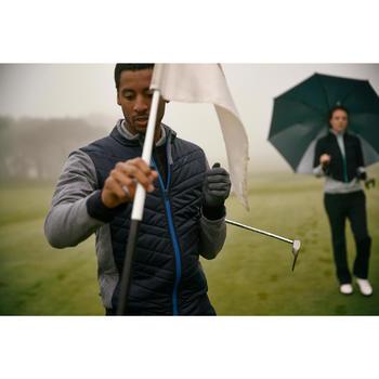 Heren regenjasje voor golf grijs - 1202334