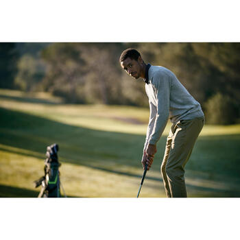 PULL GOLF HOMME 500 chiné - 1202383
