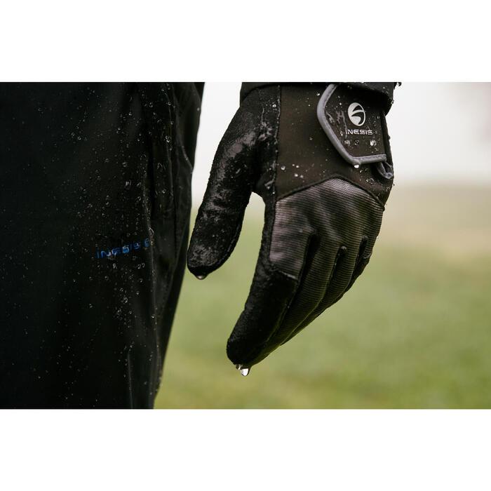 Golfhandschoen heren 540 zwart
