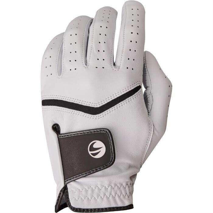 Golfhandschuh 500 Rechtshand (für die linke Hand) Herren weiß