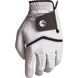 500 Men's Golf Advanced and Expert Glove - Right-Handed White