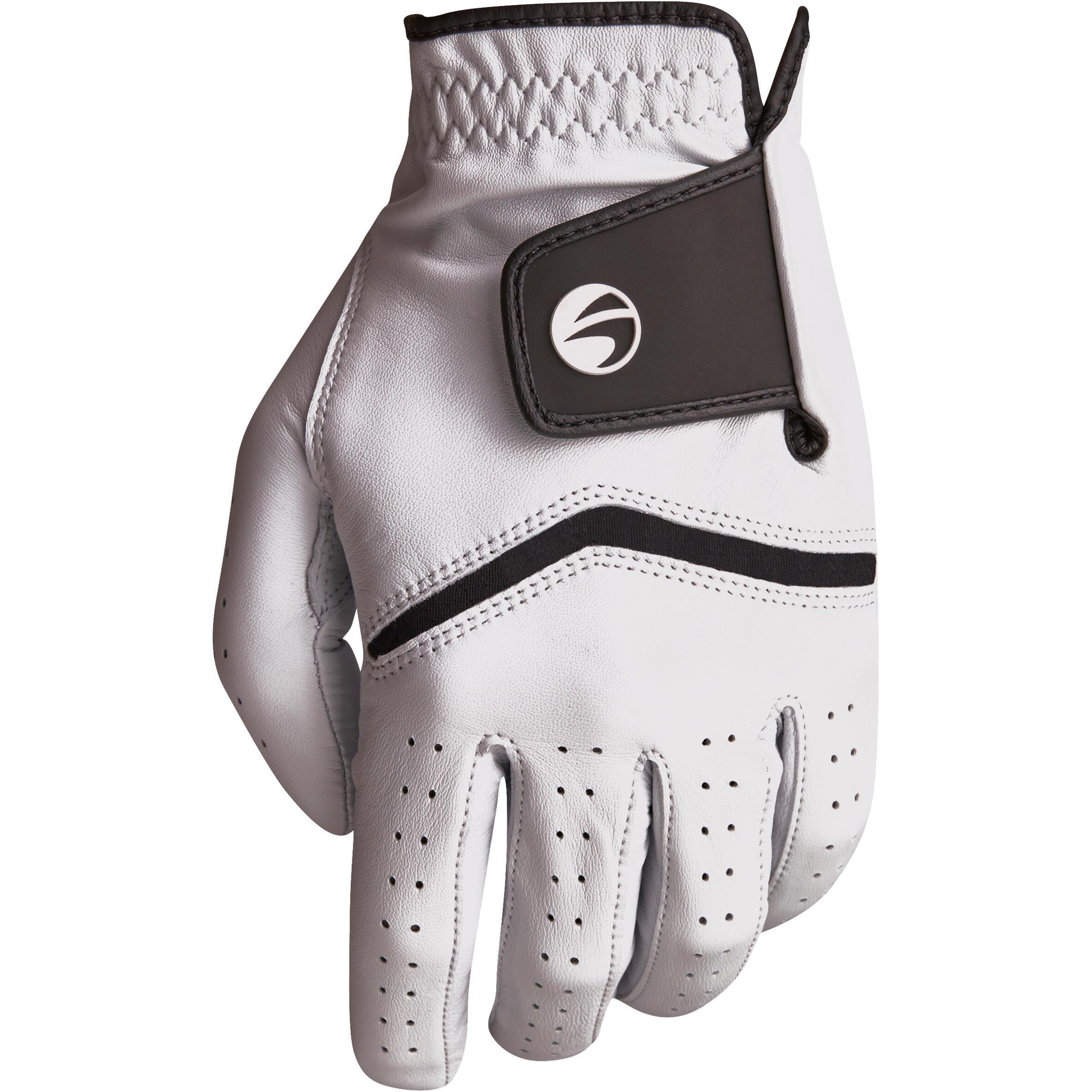 Inesis Golfhandschoen 500 voor heren, gevorderde en ervaren spelers, rechtshandig