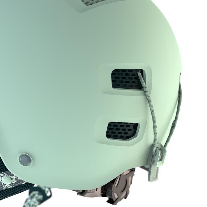 Skihelm H-FS 300 Erwachsene/Kinder hellblau