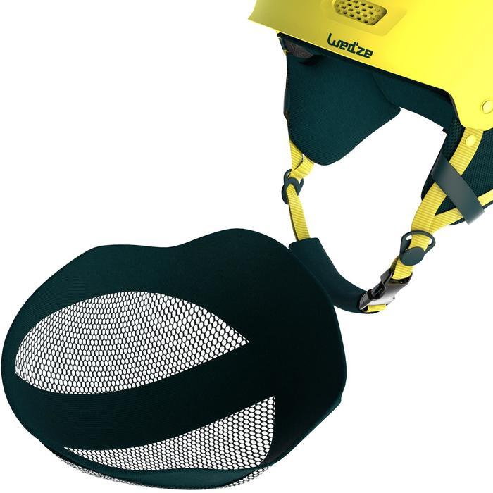 Ski- en snowboardhelm voor kinderen H-FS 300 geel