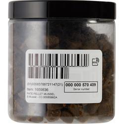 Paste Pellet Mussel 150 g zeehengelen
