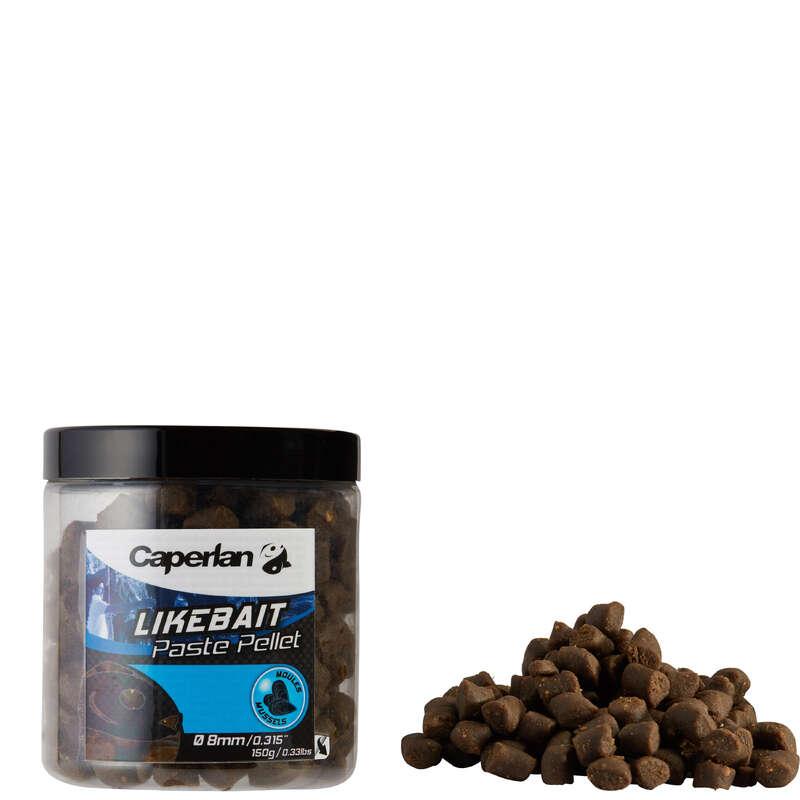 Engodos, iscos mar Pesca no mar - Pasta pellet mussel 150 g CAPERLAN - Acessórios, engodos e iscos