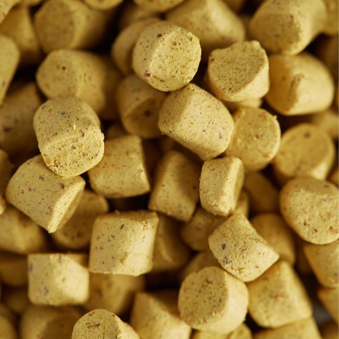 Pasta pellet queso 150 g pesca en el mar