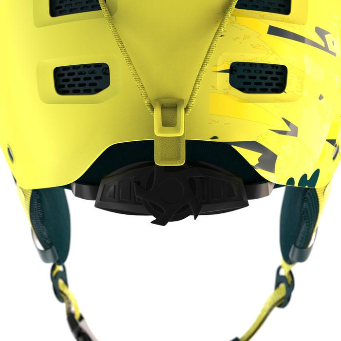 Casque de ski et snowboard adulte H-FS 300 JR bleu / rose. - 1202535
