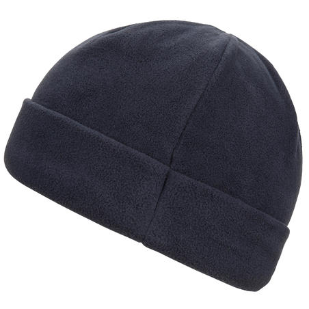 Sailing Fleece Hat - Navy Blue/Yellow