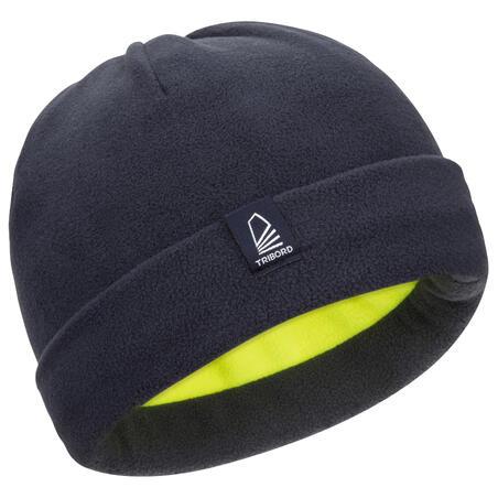 Multino kepurė buriavimui – tamsiai mėlyna/geltona