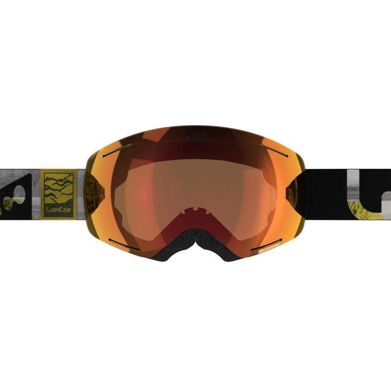 9e8e92e67b3 SKIING AND SNOWBOARDING GOGGLES ADULT AND CHILDREN G 520 GOOD WEATHER BLUE