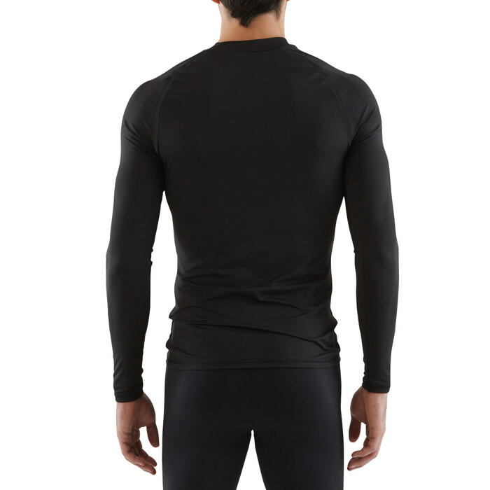 Keepdry 100 Adult Breathable Long Sleeve Base Layer - Black - 1202687