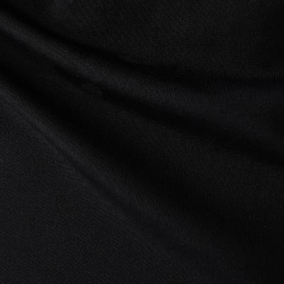 تيشيرت داخلي طويل الأكمام للكبار للحفاظ على الجفاف Keepdry 100- لون أسود.