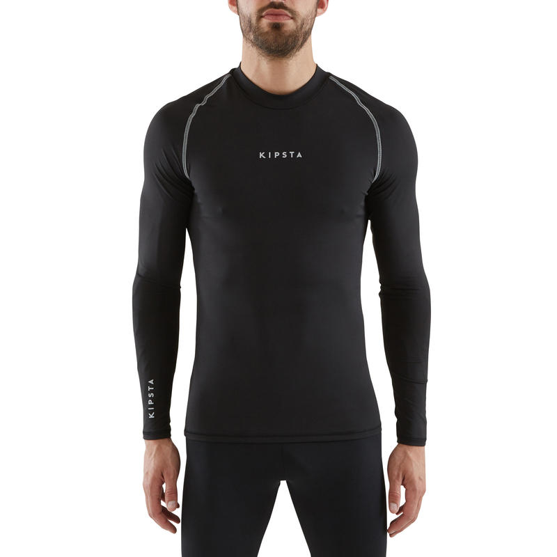 Adult Thermal Base Layer Keepdry 100 - Black