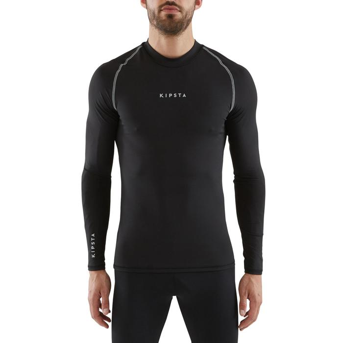 Keepdry 100 Adult Breathable Long Sleeve Base Layer - Black - 1202691